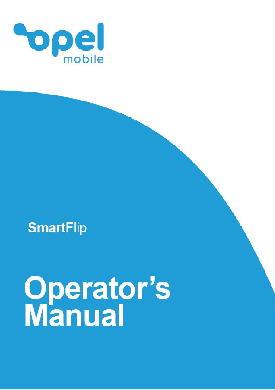 Smart Flip Operator's Manual V4