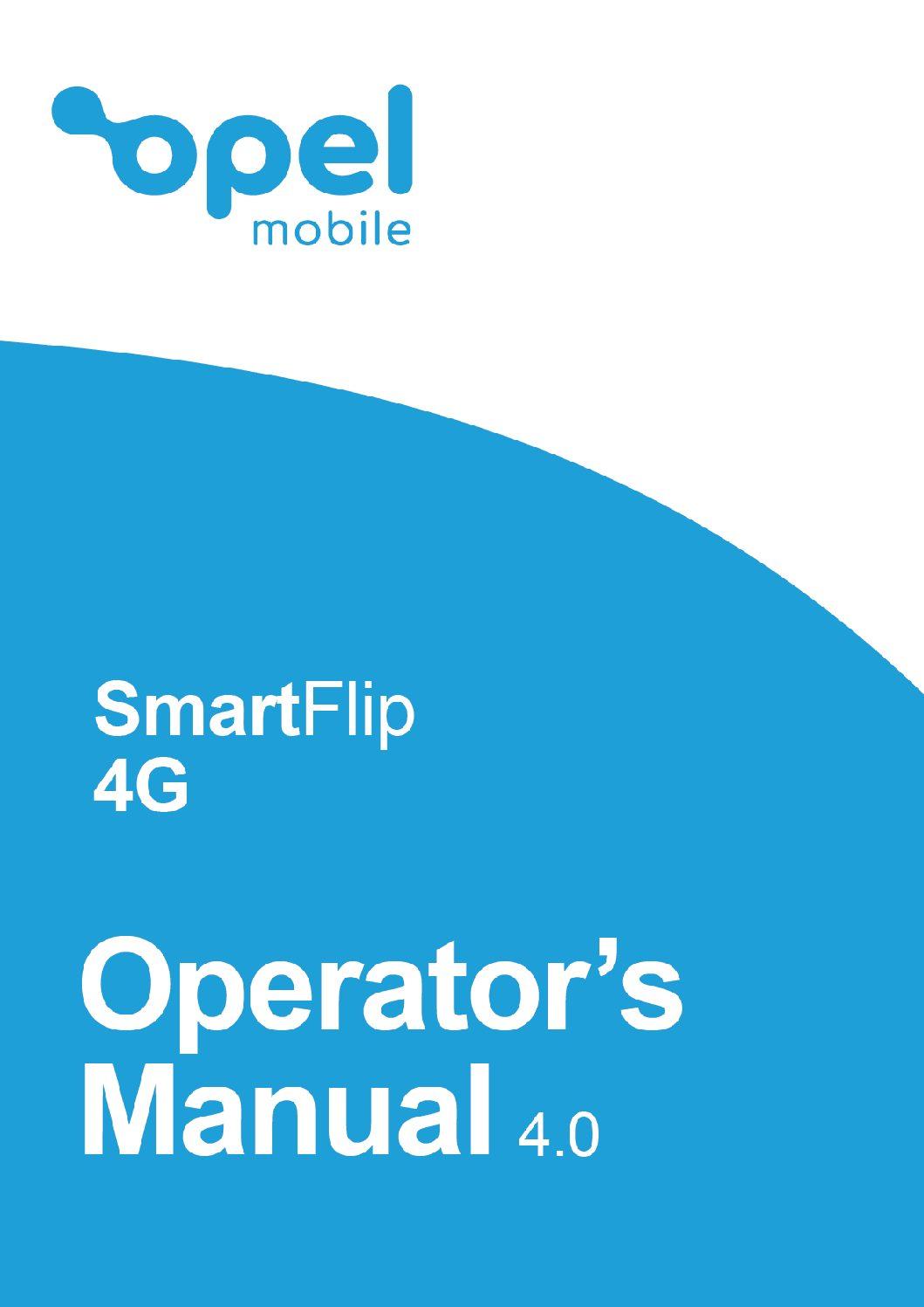 Smart Flip Operator's Manual